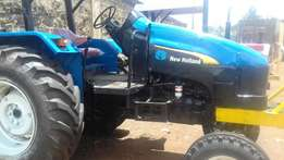 Tractor ts90 newholland
