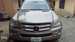 Three months used Mercedes Benz GL550