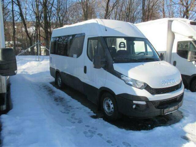 Iveco DAILY 35S130 MANUAL - 2015