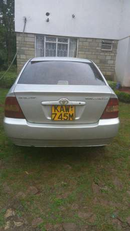 Toyota NZE in superb condition Kericho Town - image 2