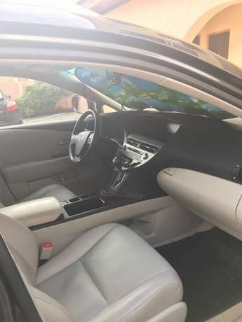 2010 lexus RX350 for sale 3months used Ojodu - image 4