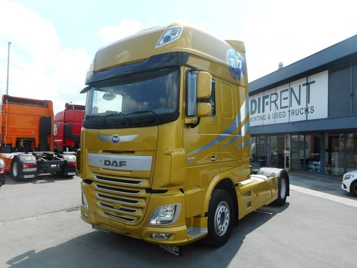 DAF Xf 460 FT Super Space Cab / Leasing - 2014
