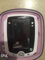 LeapPad , case and 5 games