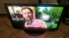 "LG 50"" Plasma TV in great condition"