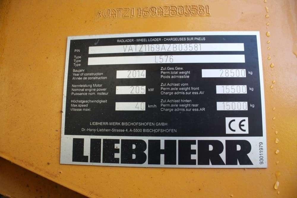 Liebherr L576 - 2014 - image 13