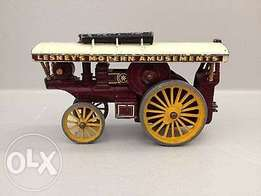 Lesney modern amusements train engine Fowler Showman's Engine No 9