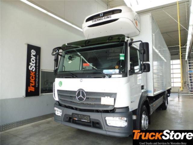 Mercedes-Benz Atego Neu Verteiler 1524 L - 2015
