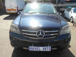 2008 Automatic Mercedes Benz ml 350 For R140,000