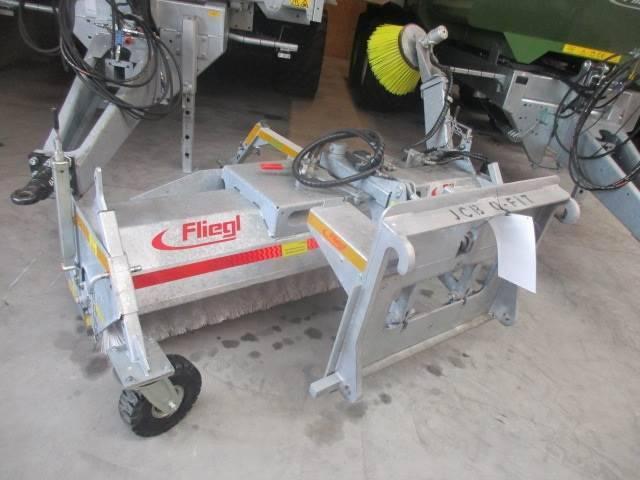 Fliegl Keh 230 Type 500, M/sidebørste - 2017