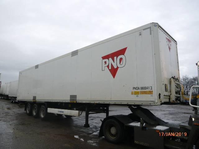 Krone Box - Huckepack - Douplestock - Dnh 635 - 2012