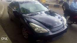 Lexus es 300 tokunbo for fast sell
