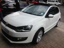 2014 VW Polo 1.4 Comfortline Sunroof Available for Sale