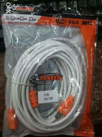 Cable extension 10 m usb high cultee
