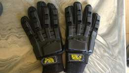 Motorcycle Gloves for Power Bike - Large