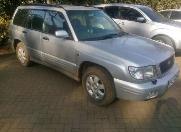 Good condition Ex-UK Forester for sale Lenana - image 8
