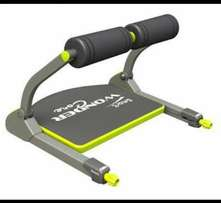 Smart wonder core exercise machine