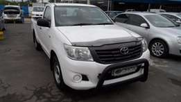 2012 Toyota Hilux 2.0 VVTI P/up