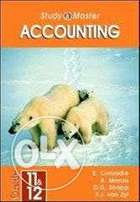 Matric Grade 12 Accounting textbooks and study guides