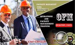 Operations And Facility Management Training, Port Harcourt
