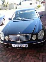 Mercedes Benz Black 2005