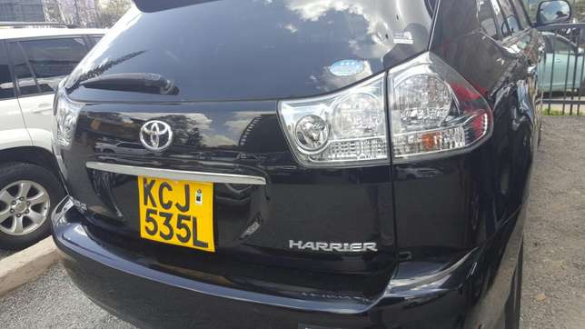 Toyota Harrier KCJ for sale at Ksh 1.6M Mombasa Island - image 5