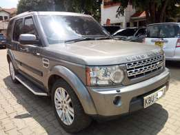 Lrover Discovery 4