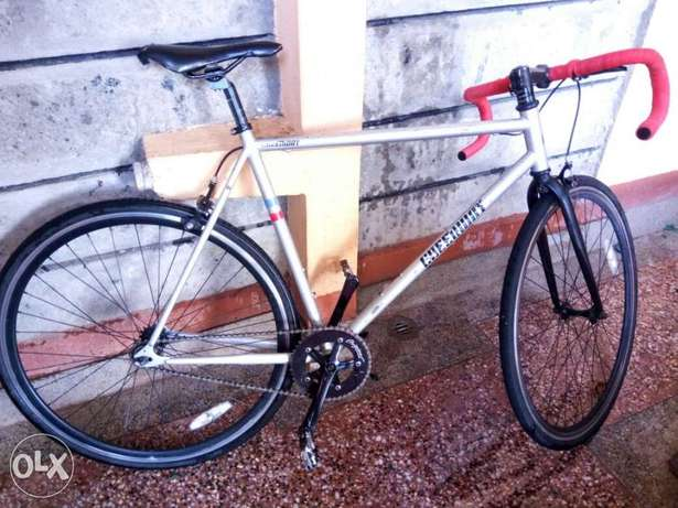 Single Speed Aluminium Race Bike Nairobi CBD - image 1