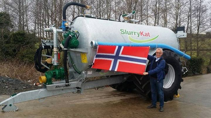 SlurryKat 7000 - 24000l Gjødselvogn - Tankvogn - 2019