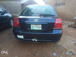 Clean Toyota avensis with Belgium engine for sale