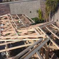 Carpentry services offered