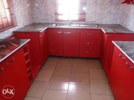 Three bedroom flat to let at shagari estate
