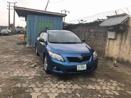 extremely clean registered 2010 corolla