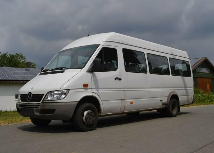 Mercedes-Benz Sprinter 416 Maxilang / 20 Sitze - 2005