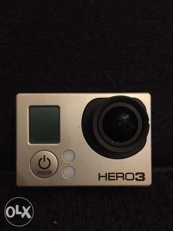 GoPro Hero 3 For Sale
