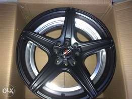 New 15inch Pento Mags 4/100/108 fit Golf/Fiesta