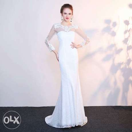 Very Classy Foreign Wedding Gowns. Uyo - image 2