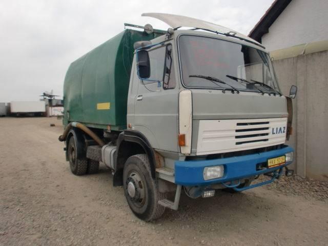 Liaz PAB 150-124 (ID7574) - 1991