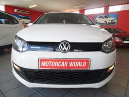 2014 VW Polo 6 1.2 TDI Bluemotion