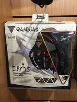 new gamdias Eros stereo gaming headset