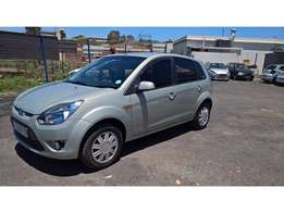 Ford Figo 1.4 trend 5-doors in a good condition with a full service.