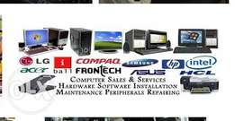 Computer Service at frindly prices
