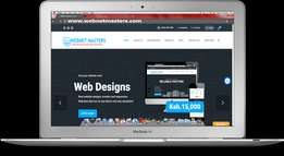 Website Design Experts | WebNet Masters