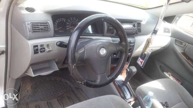 sharp 2004 Toyota Corolla for sale Akure South - image 4