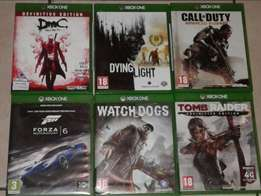 xbox one games 2sell or swap