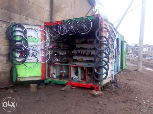 Towheel bicycles spares Industrial Area - image 1