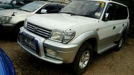 TX prado 2000model on UAY