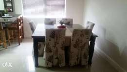 Urgent sale(Wetherleys 8 seater dining room set)