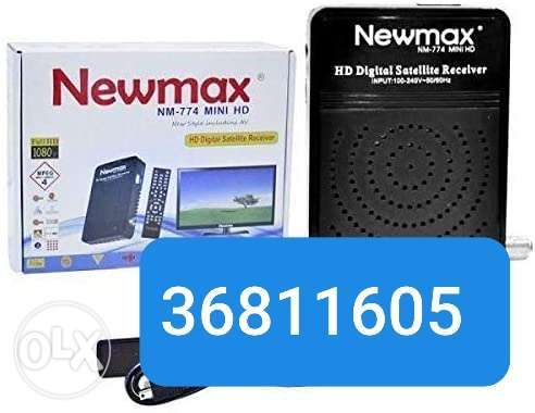 Satellite receiver hd available call me