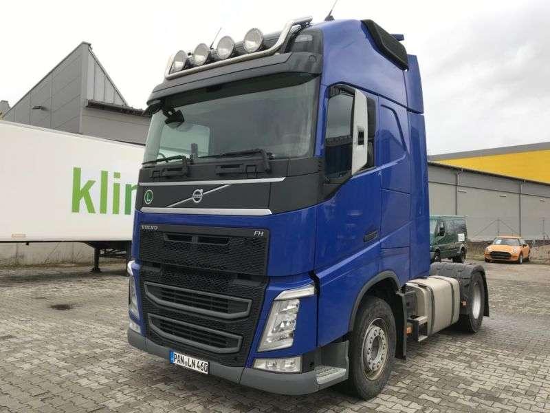 Volvo FH460 Globe XL 2 Tanks E6 / Leasing - 2015
