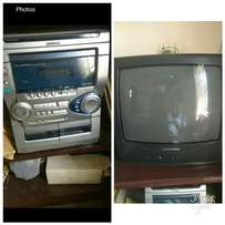 TV and radio offer